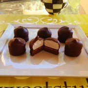 Chocolate Covered Carmallow