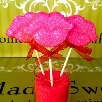 Raspberry Marshmallow Pop